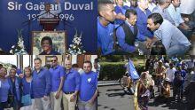[En images] : Colloque en hommage à sir Gaëtan Duval au Plaza