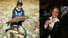 Afrique du Sud - SAVOF 2018 : Sylvie Richards Championne nationale à 11 ans
