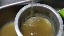 Eau boueuse dans les robinets : un tuyau endommagé à l'origine du problème