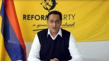 1er-Mai : Roshi Bhadain choisit Facebook pour passer son message