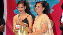 Béatrice Quirin : gagnante de la Mauritius Dancing Star Competition Junior
