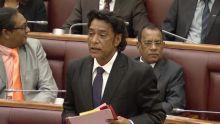 Adoption du Road Traffic (Amendment) Bill - Nando Bodha : «Nous ne pouvons adopter la méthode douce»