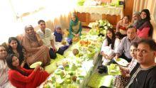 La famille Ruhomutally célèbre l'Eid-ul-fitr avec grande ferveur