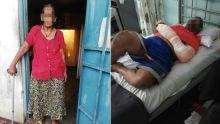 À Goodlands : mère et fils agressés à coups de barre de fer