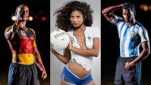 Seb Body Arts : aux couleurs de la Coupe du monde