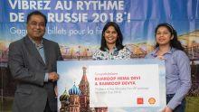 Mondial 2018 : deux Mauriciennes à Moscou pour la finale
