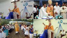 Messe de l'Assomption : le cardinal Piat demande aux fidèles de se mettre au service des autres