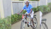 Autonome à 97 ans,il croque la vie à belles dents