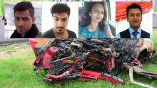 Quatre morts dans un accident à Mapou : la vitesse mise en cause