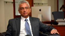 En Inde : agenda chargé ce lundi pour Pravind Jugnauth