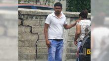 Une injection le rend aveugle - Vikash : « Mo zis anvi retrouv kler »