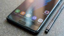 Galaxy Note 8 : Samsung dévoile une première photo officielle