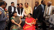 World Hindi Conference : Sushma Swaraj débarquera finalement à Maurice ce vendredi
