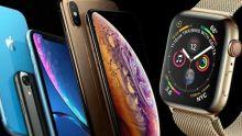 Smartphone : les nouveaux iPhone Xs et Xs Max bientôt à Maurice