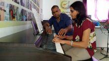 Trivita Mathoora : aveugle, la pianiste voit son rêve se réaliser