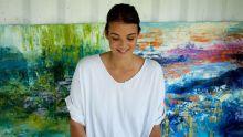 Portrait : l'art mature de Céline Le Vieux
