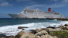 100e voyage global : escale du Peace Boat à Port-Louis