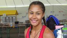 Noemi Alphonse : «Je me sens comme l'Usain Bolt local»