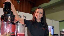 Redline Ltd : blender et juicer pour des jus de fruits frais