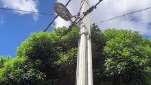 Quatre-Bornes : un lampadaire en panne depuis décembre dernier
