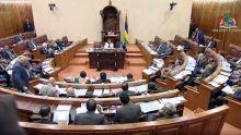 Political Financing Bill : confusion au moment du vote