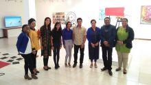 The Bright Future  of Art in Mauritius