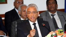 Pravind Jugnauth announces the setting up of a Task Force