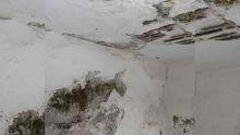 Le toit de sa maison s'effondre : elle n'est pas éligible à l'aide de la NEF
