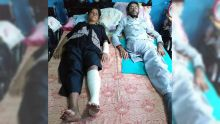 Ils vivent dans des conditions précaires : cloués au lit, mère et fils lancent un appel à la solidarité