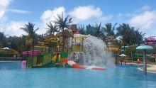 Waterpark : cérémonie d'ouverture ce jeudi