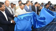 Des agents du ML à Rose-Hill bénéficient du Home Solar Project
