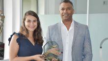 Salon du Prêt-à-Partir : SAA reçoit le trophée de Best Stand