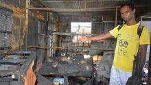 Le feu éclate à Cité Longères : ses économies pour les études de sa fille partent en fumée