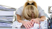 AdviceColumn: working burnout