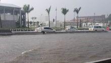 Météo : le pays inondé en moins d'une demi-journée de pluie
