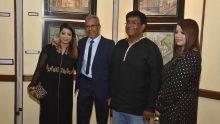 Exposition : Rasheed, Alizah et Aadilah Khaidoo exposent une île Maurice d'antan