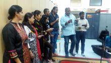 Soirée de ghazal au Mahatma Gandhi Institute