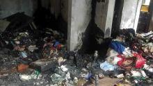 Après avoir tout perdu dans un incendie : la famille Lauricourt fait appel à la générosité des Mauriciens