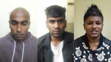 Trois arrestations dans le Sud : 28 doses et 6,3 grammes de drogue synthétique saisis