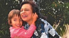 Maya Hanoomanjee : une grand-mère douce, drôle et câline