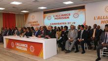 Pravind Jugnauth : «L'Alliance Morisien a tout ce qui représente une nation arc-en-ciel»