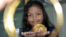 Aliah Jhakri brille comme l'or