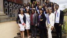 Miss Mauritius : les finalistes rencontrent Barlen Vyapoory