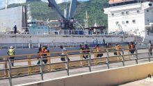 Le sujet divise : des détenus peuvent-ils travailler dans la zone portuaire ?
