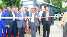 Pravind Jugnauth, lors de l'inauguration d'une gare à Piton : «C'est un gouvernement qui ne dort pas et qui agit»