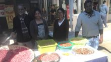 Vishnu Rassen, marchand de pistaches : un métier qui ne part pas en cacahuètes