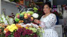 Amrita Seenanan : une vingtaine d'années comme fleuriste