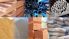 Matériaux de construction : la vente boostée par les chantiers dans l'île