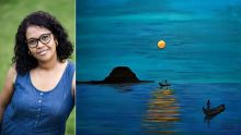 Wendy Alber :une peinture mauricienne inspire un pianiste new-yorkais