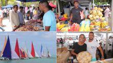 Festival Internasyonal Kreol 2018 - Festival Kiliner, evolision artisanal, régate : le savoir-faire local au rendez-vous